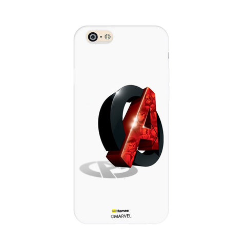 Avengers Logo Side  iPhone 6 Plus / 6S Plus Case Cover