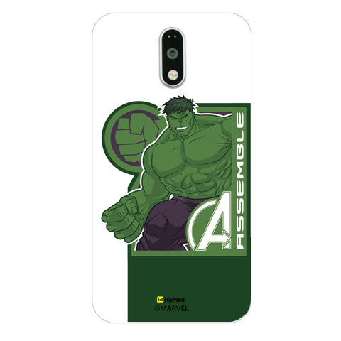 Hulk Corner  Lenovo K4 Note Case Cover