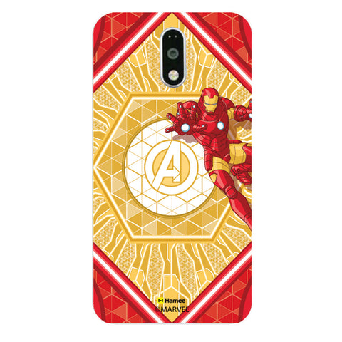 Iron Man Red  Moto G4 Plus Case Cover