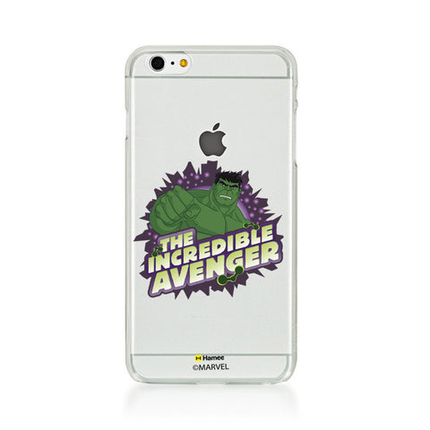 Hulk Incredible  iPhone 6 / 6S Case Cover