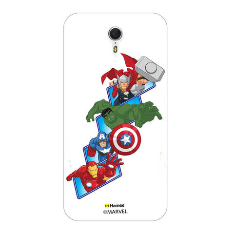 Avengers Layers  Oneplus 3 Case Cover