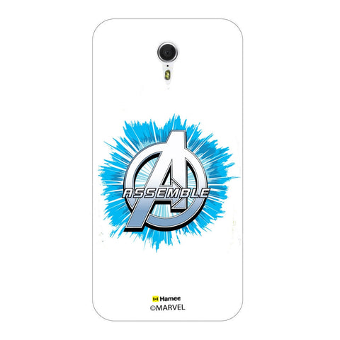 Avengers Logo Blue Burst  Meizu M3 Note Case Cover