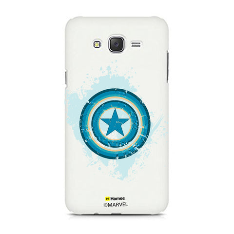 Captain America Blue Logo  Samsung Galaxy J5 Case Cover