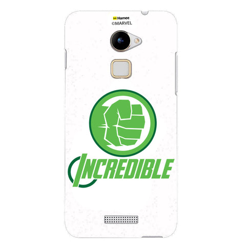 Incredible Hulk Fist  Coolpad Note 3 Lite Case Cover