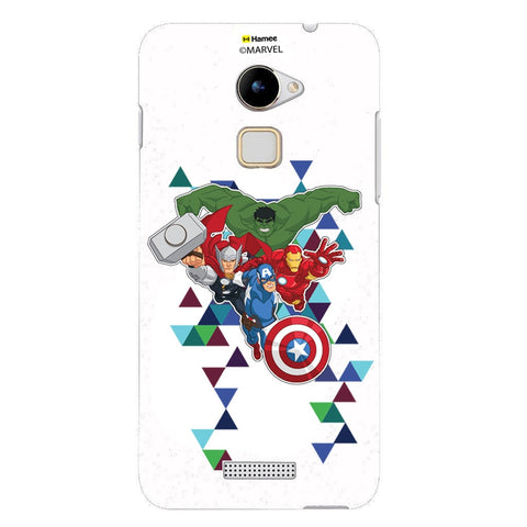 Avengers Triangles  Coolpad Note 3 Case Cover