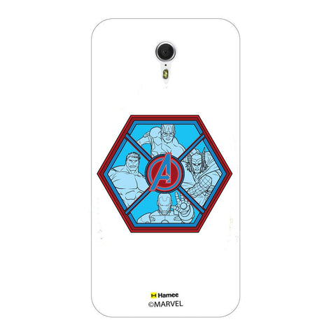 Avengers Hexagon  Meizu M3 Note Case Cover
