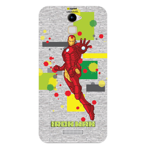 Iron Man Splash  Coolpad Note 3 Lite Case Cover