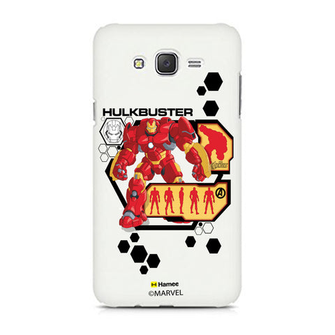 Hulk Buster Hexagon  Samsung Galaxy J7 Case Cover