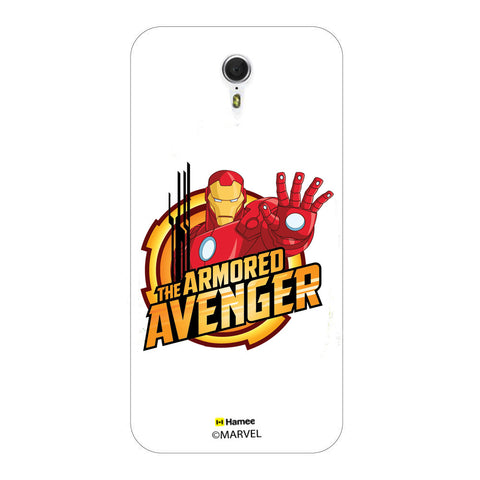 Iron Man Armored  Lenovo ZUK Z1 Case Cover