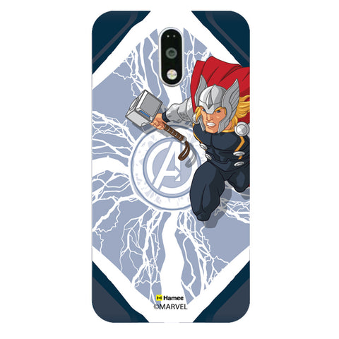 Thor Gray  Lenovo K4 Note Case Cover