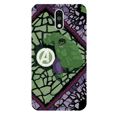Hulk Green  Lenovo K4 Note Case Cover