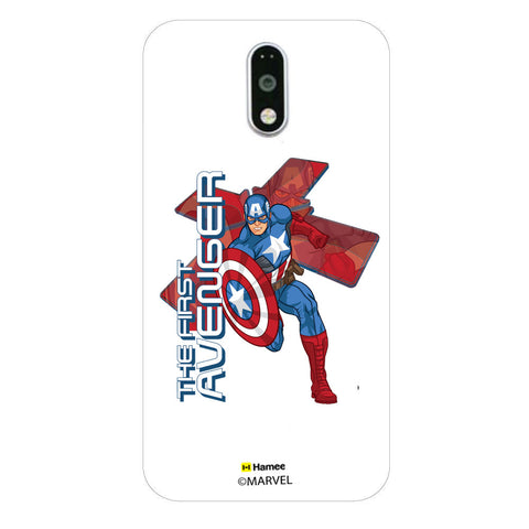 Captain America First  Lenovo K4 Note Case Cover