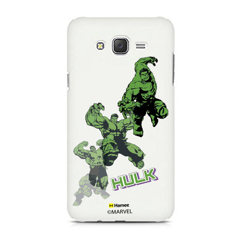 Hulk Jump  Samsung Galaxy J7 Case Cover