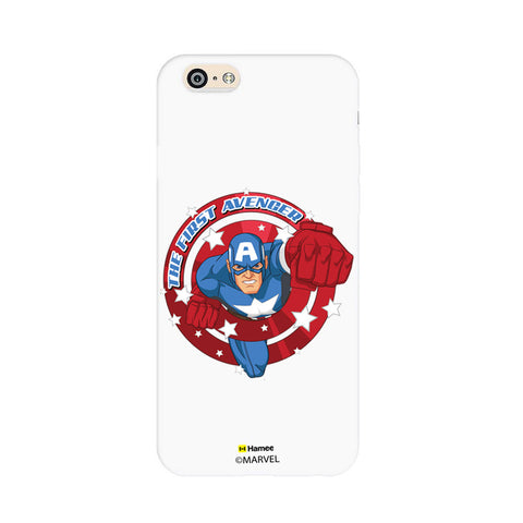 Captain America First  iPhone 6S/6 Case Cover