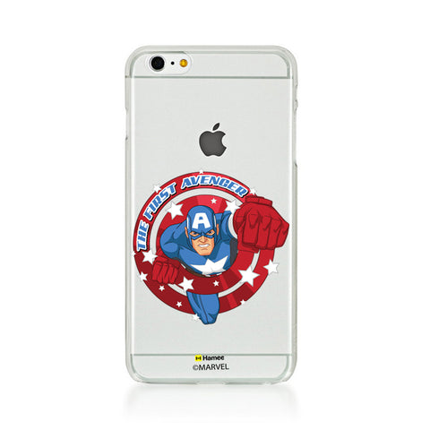 Captain America First  iPhone 5S/5 Case Cover