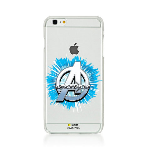 Avengers Logo Blue Burst  iPhone 5S/5 Case Cover
