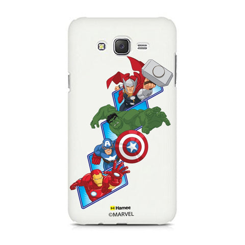 Avengers Layers  Samsung Galaxy J7 Case Cover
