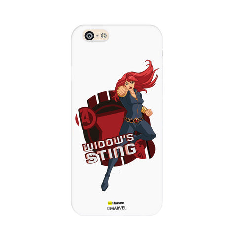 Black Widow Sting  iPhone 6S/6 Case Cover