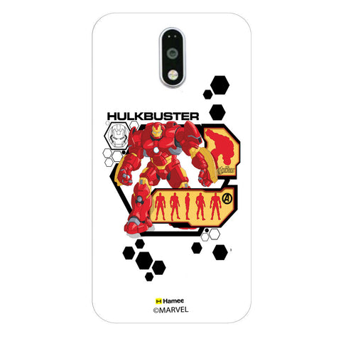 Hulk Buster Hexagon  Lenovo K4 Note Case Cover