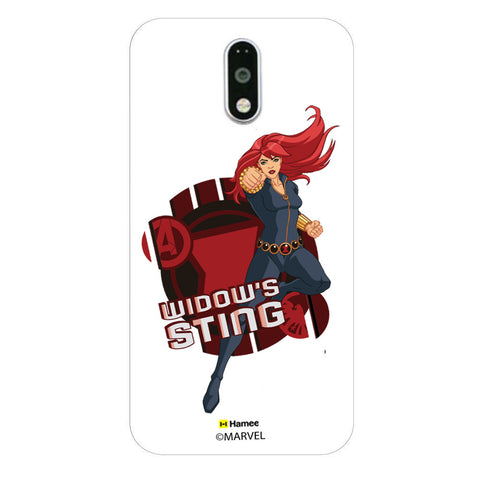 Black Widow Sting  Lenovo K4 Note Case Cover