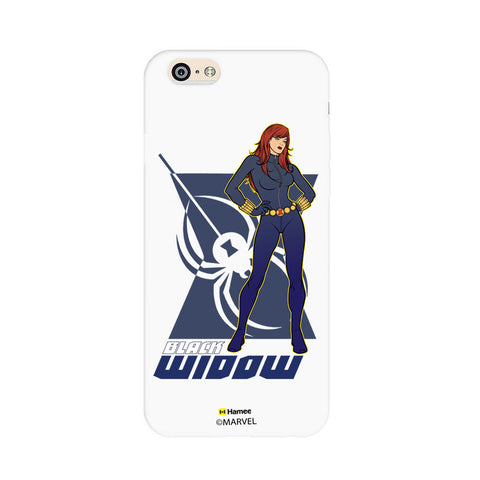 Black Widow Pose  iPhone 6S/6 Case Cover