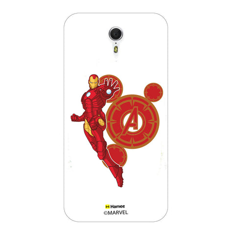Iron Man Red Circles  Lenovo ZUK Z1 Case Cover
