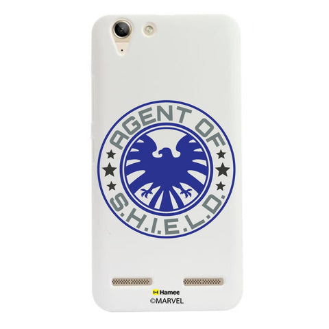 Avengers Shield  Lenovo A6000 Case Cover