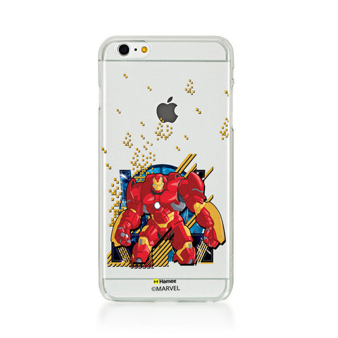 Hulk Buster Pixels  iPhone 6 / 6S Case Cover