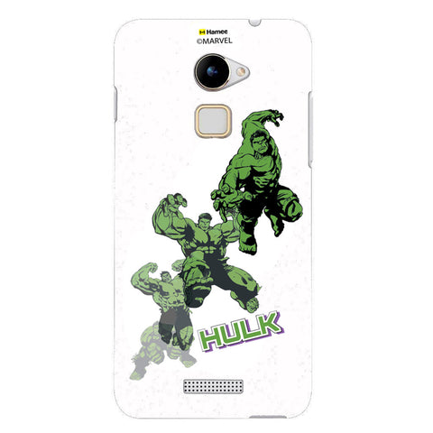 Hulk Jump  Coolpad Note 3 Lite Case Cover