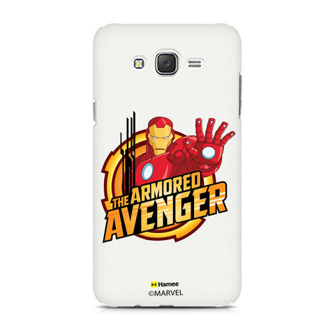 Iron Man Armored  Samsung Galaxy J7 Case Cover