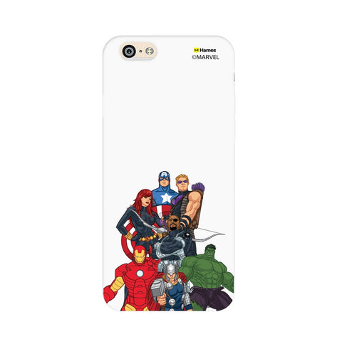 Avengers Group Bottom  Oppo F1 Case Cover