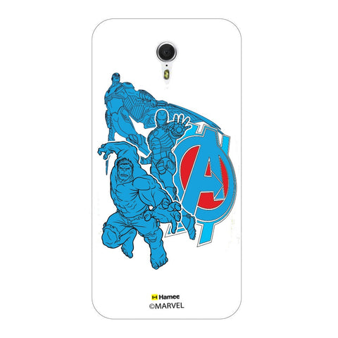 Avengers Group Blue  Oneplus 3 Case Cover
