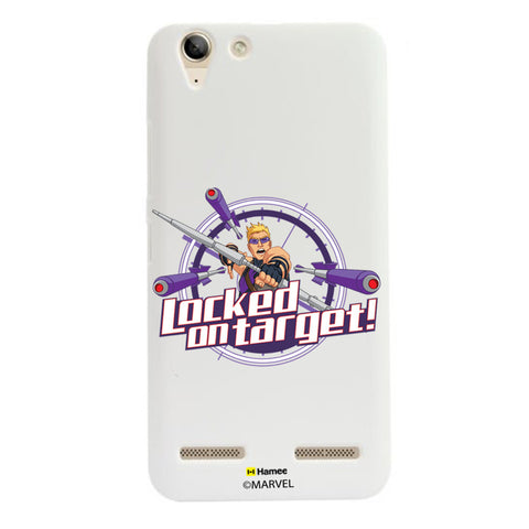Hawk Eye Target  Lenovo A6000 Case Cover