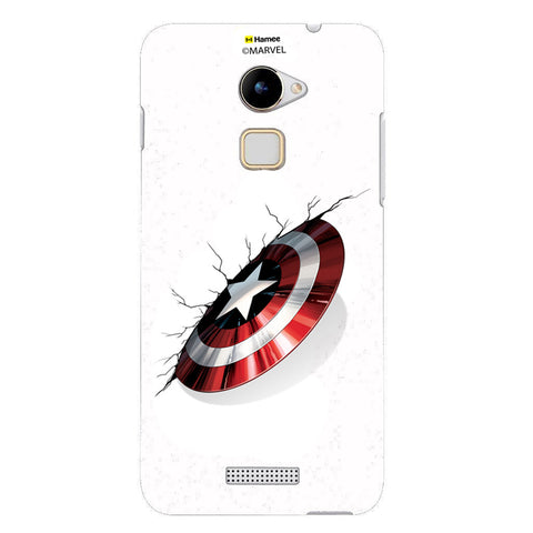 Captain America Shield  Coolpad Note 3 Case Cover