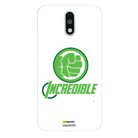 Incredible Hulk Fist  Lenovo K4 Note Case Cover