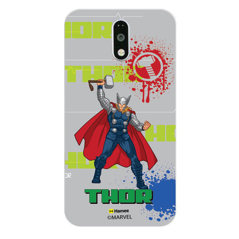 Thor Gray Splash Case  Redmi Note 3 Case Cover
