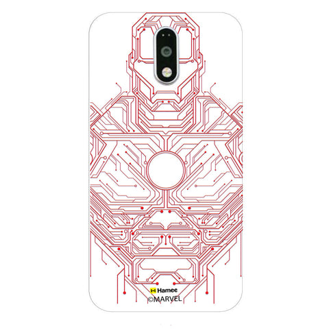 Iron Man Circuit  Moto G4 Plus Case Cover