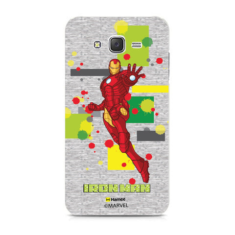Iron Man Splash  Xiaomi Redmi 2 Case Cover