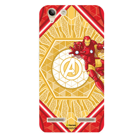 Iron Man Red  Lenovo A6000 Case Cover