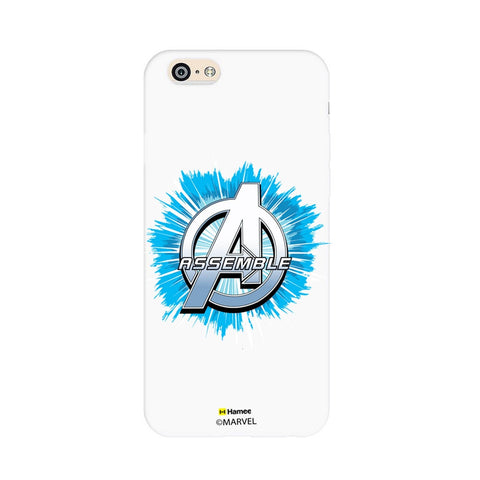 Avengers Logo Blue Burst  Oppo F1 Case Cover