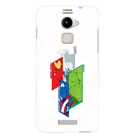 Avengers Strips  Coolpad Note 3 Lite Case Cover