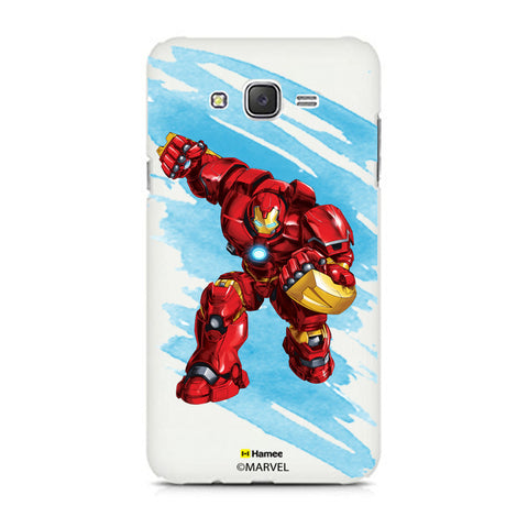 Hulk Buster Wash  Xiaomi Redmi 2 Case Cover