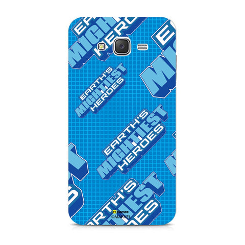 Avengers Earth'S Mightiest Heroes  Samsung Galaxy J7 Case Cover