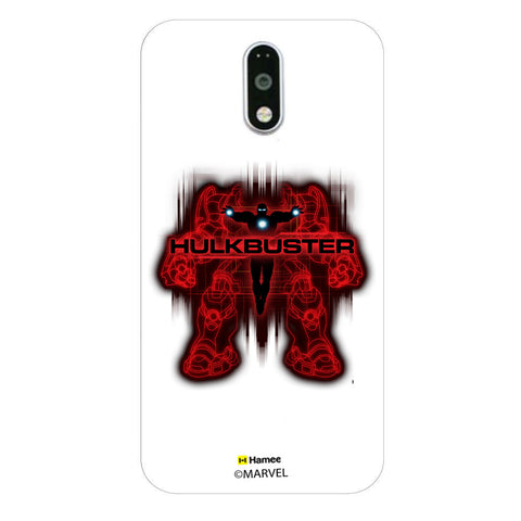 Hulk Buster Red Black  Lenovo K4 Note Case Cover