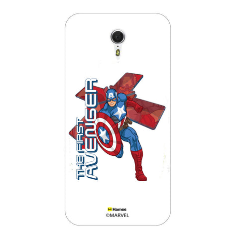 Captain America First  Lenovo ZUK Z1 Case Cover