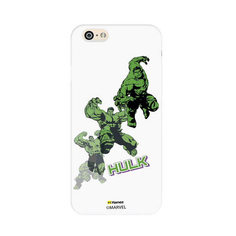 Hulk Jump  iPhone 6S/6 Case Cover
