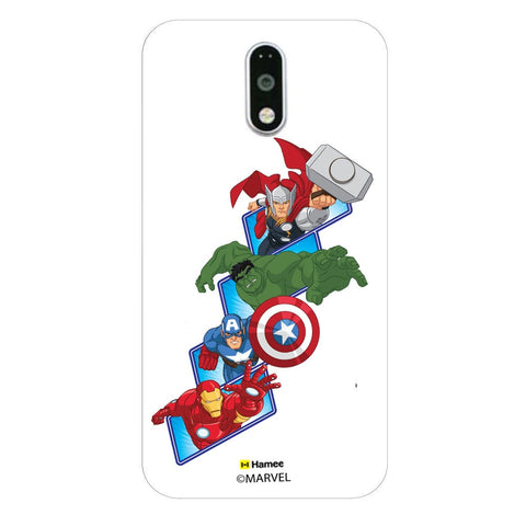 Avengers Layers  Moto G4 Plus Case Cover