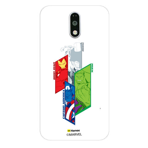 Avengers Strips  Lenovo K4 Note Case Cover