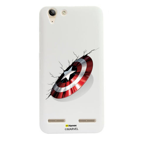 Captain America Shield  Lenovo A6000 Case Cover