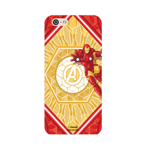 Iron Man Red  Oppo F1 Case Cover
